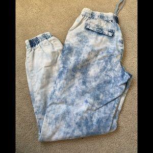 Bluespice medium pants